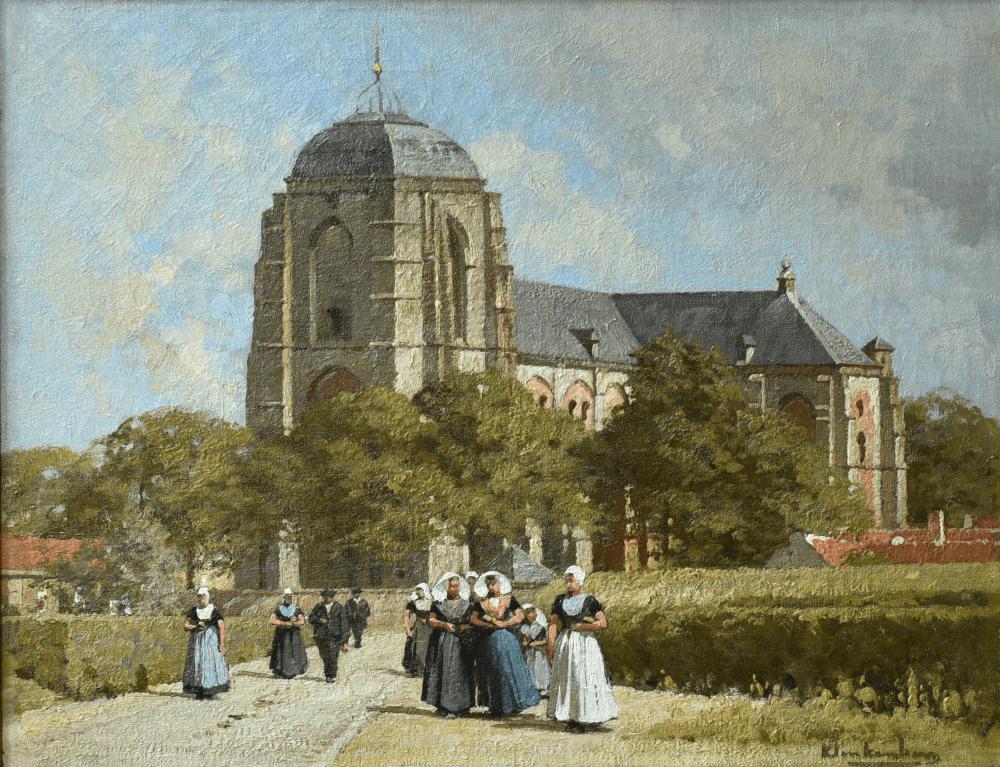 Grote Kerk in Veere