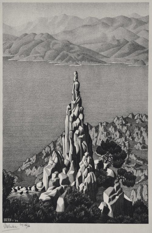 Corsica, Calanche van Piana